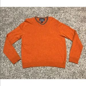 Abercrombie & Fitch V-neck Sweater Size Large